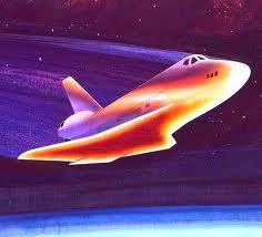 Space Shuttle ballistic reentry heat shield