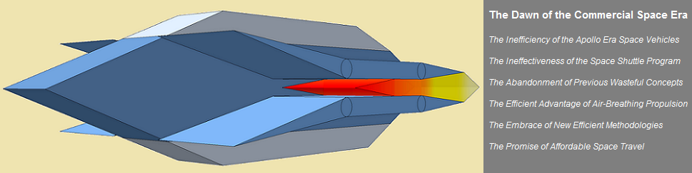 Ramjet engines & hypersonic scramjet engines, practical